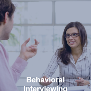 Behavioral Interviewing - On-Demand - Nexalearning