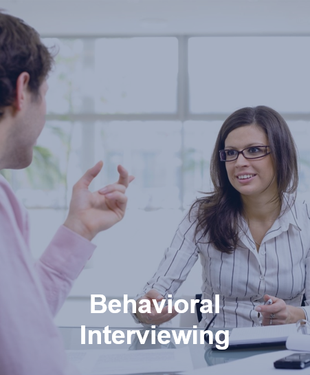 Behavioral Interviewing - On-Demand - Nexalearning