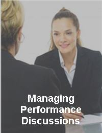 Managing Performance Discussion - eLearning course