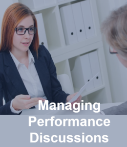 Managing Performance Discussions - On-Demand - NexaLearning