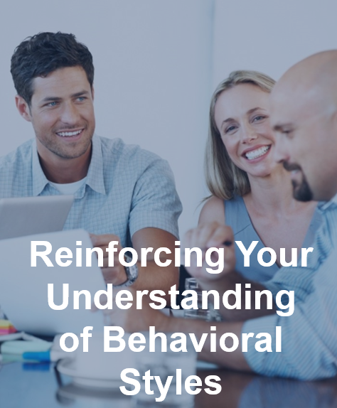 Reinforcing Your Understanding of Behavioral Styles - On-Demand - NexaLearning