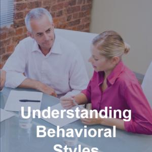 Understanding Behavioral Styles - On-Demand - NexaLearning