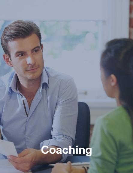 Coaching - On-Demand - NexaLearning