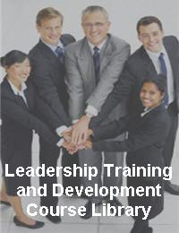 Leadership Training and Development Course Library - eLearning course