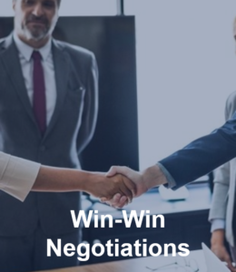 Win-Win Negotiation - On-Demand - NexaLearning