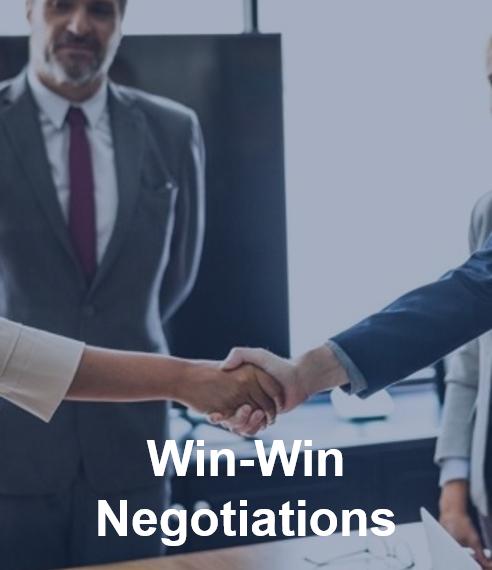 Win-Win Negotiation - On-Demand - NexaLearning