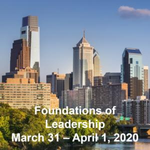NexaLearning - Foundations of Leadership - Philadelphia - March 2020