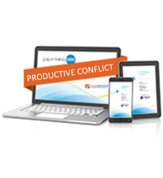 Everything DiSC - Productive Conflict - Nexalearning