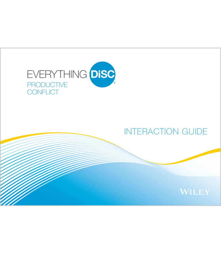 Productive Conflict Interaction Guide - NexaLearning