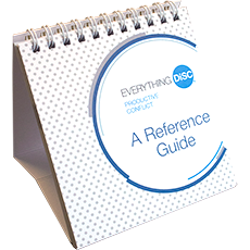Productive Conflict Reference Guide - NexaLearning