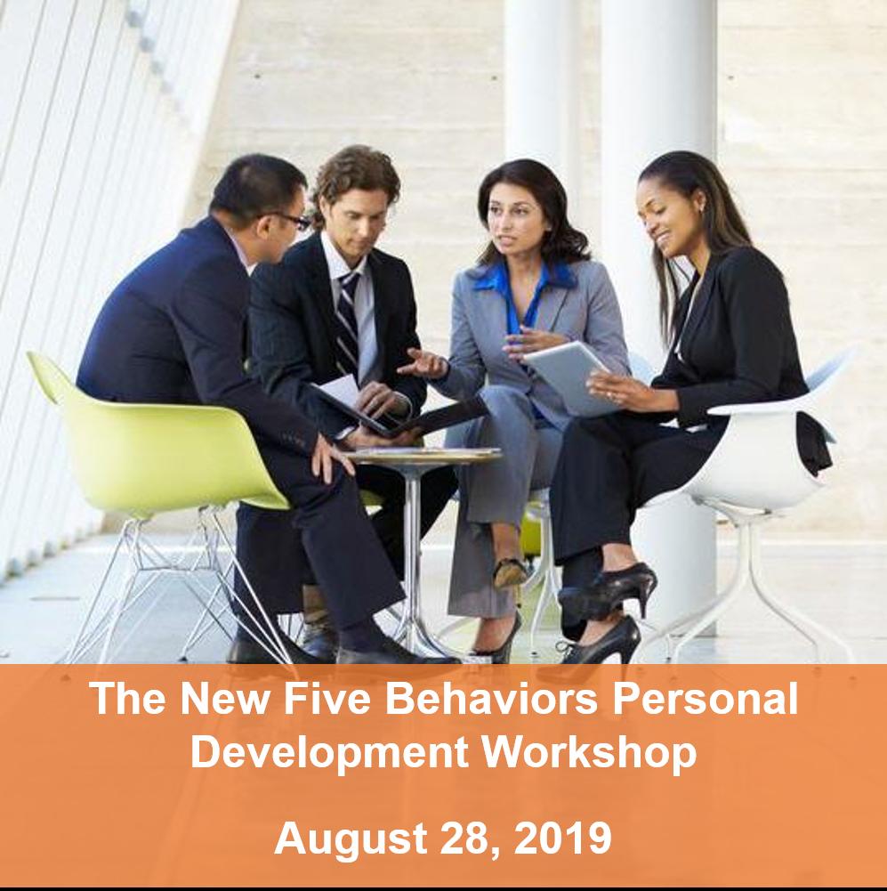 Five Behaviors Workshop - Personal Development - NexaLearning