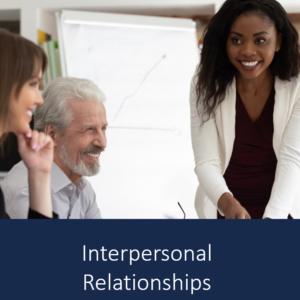 Interpersonal Relationships - Online Leadership Training - NexaLearning