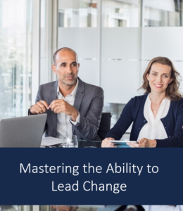 Mastering the Ability to Lead Change - NexaLearning