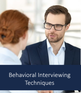 Behavioral Interviewing Techniques - Online Leadership Training - NexaLearning